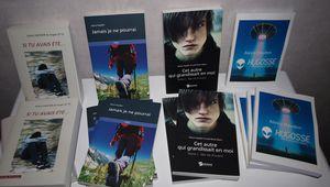 Hugosse format livre (Broché) enfin sur Amazon.