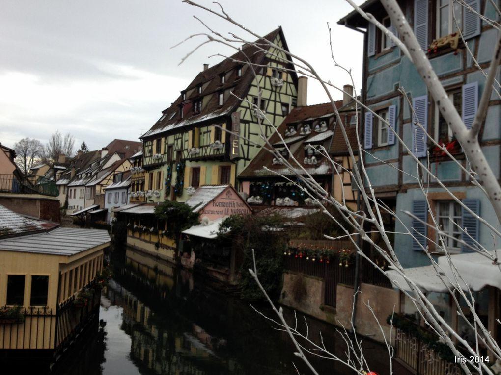 Petite Venise sur la Lauch (affluent de l'Ill)