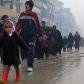 Sauvons les familles d'Alep