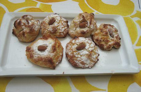 petit macaron d'Afrique du Nord (GHRIEBA)