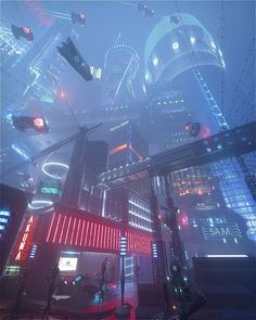 Bruit et fureur : Cyberpunk, synthwave et Metalcore