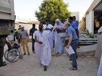 40m3 de matériel pour l'Hôpital de NOUAKCHOTT en Mauritanie