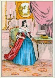 Le Grand Tarot de Mme LENORMAND