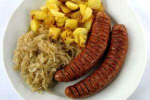 Communauté des Restaurants : la cuisine allemande