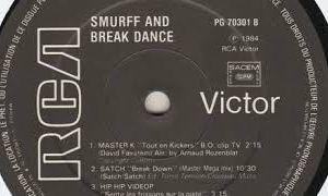master k, une musique de publicité pour la marque de chaussures kickers au milieu des années 1980 avec David fairstein en auteur-compositeur