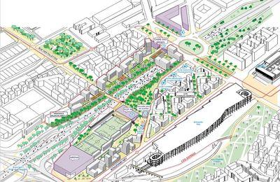 Gare des Mines : avis de participation du public