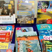 Manuels scolaires : le grand chambardement