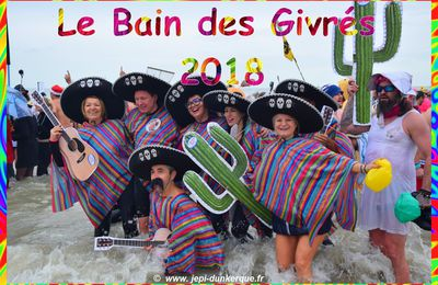 Le Bain des Givrés - Malo les Bains 2018