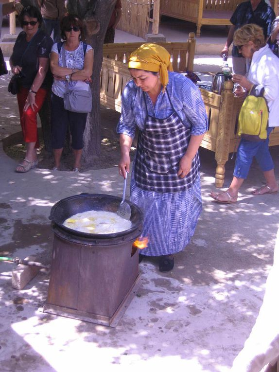 Sur la route de la soie : Voyage en Ouzbékistan