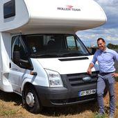 Lunel : la jeune entreprise de courtage en camping-cars démarre fort