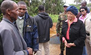 The Guardian - Liberia suspends elections due to Ebola outbreak