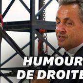 Au Medef, Nicolas Sarkozy raille Greta Thunberg