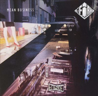 The Firm Live In Peace Mean Business And More 1986
