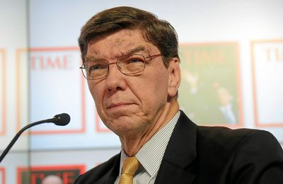 Clayton Christensen a mis la disruption en valeur dès 1997