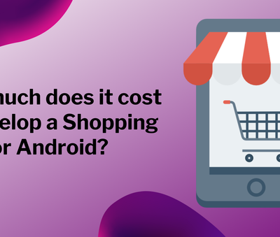 How much does it cost to develop a shopping app for Android?