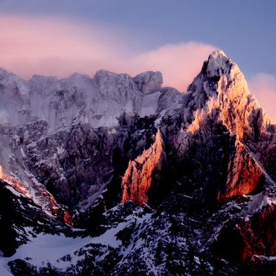 Penser les glaciers comme des acteurs d'un monde que nous habitons en commun