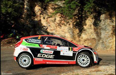 Rallye d'Antibes 2011.