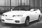 Cabriolet VAZ-2108 Amadeo : document exceptionnel !