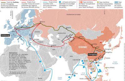Gigantesque projet des Nouvelles routes de la soie : L'Algérie signe un mémorandum d'entente avec la Chine