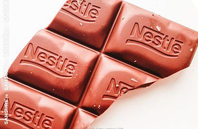 60% des produits Nestlé seraient mauvais pour la santé ! #Nestlé