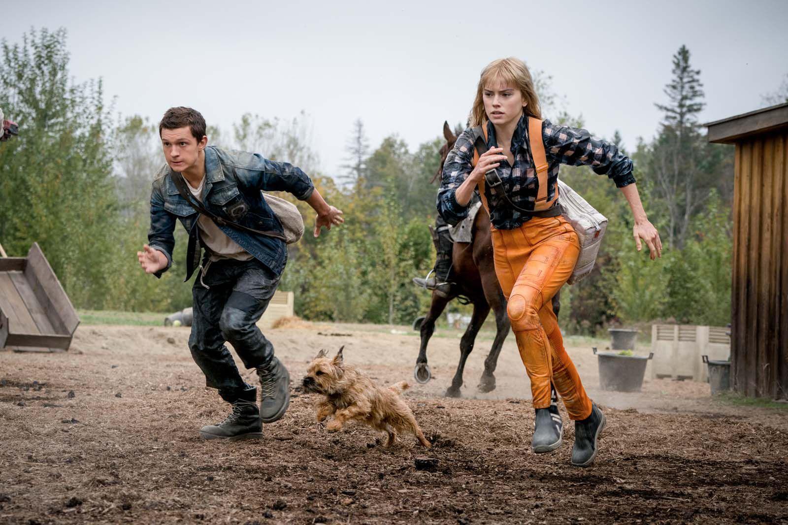Chaos Walking (BANDE-ANNONCE) avec Tom Holland, Daisy Ridley, Mads Mikkelsen, Nick Jonas - Le 3 février 2021 au cinéma