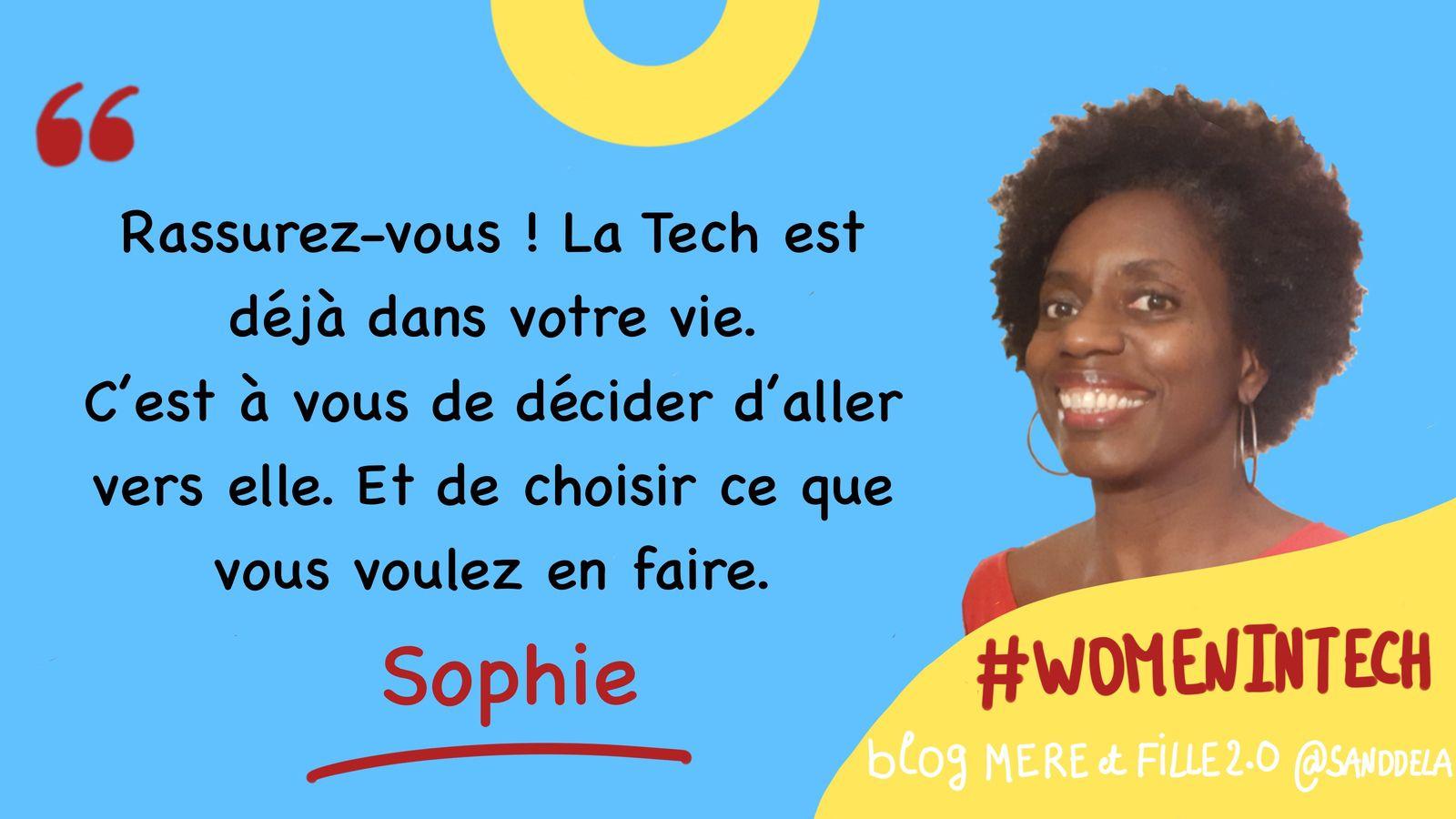 WomenIntech - Sandrine Noémie Delage - Mère et Fille 2.0