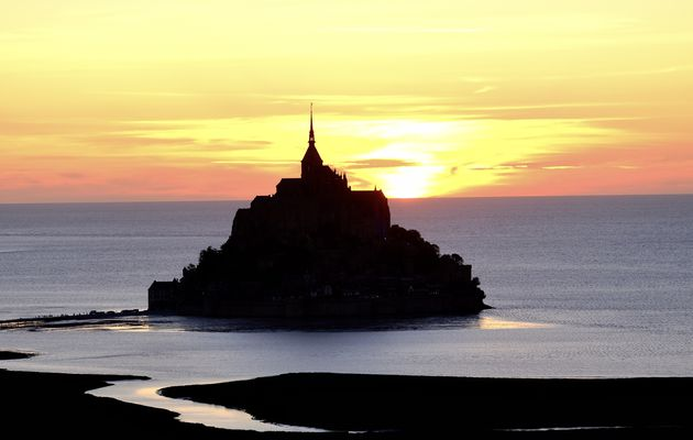 Le MONT SAINT-MICHEL (France 🇫🇷)