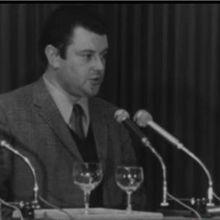 Hommage à Henri DERRIEN. Le PCF à l'entreprise: exemple de Citroën Paris XV. Intervention au 19ème congrès du PCF, février 1970