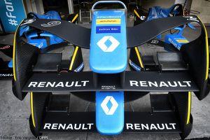 Renault quitte la Formule E au profit de la F1