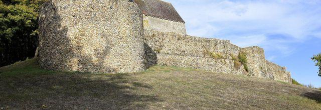 La chapelle de Vauguillain Saint Julien du Sault