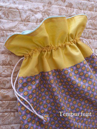 Les petits sacs de Camille