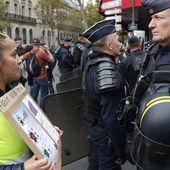 PV, nasses : des Gilets jaunes bloqués et empêchés de manifester à Paris pour l'acte 65 (EN CONTINU)