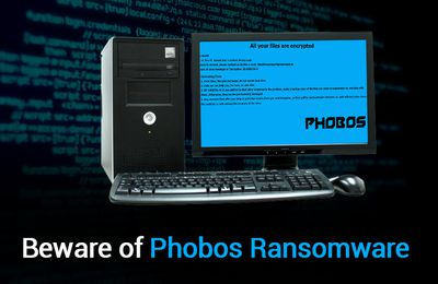 Guide to Remove Phobos Ransomware from your system