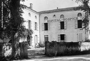 LOT-et-GARONNE - Hôpitaux militaires (1914-1918)