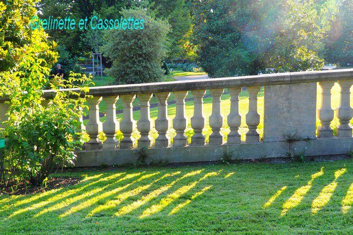 Le Jardin Botanique et les Serres d'Auteuil, quatrième partie