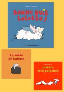 Les aventures de Lolotte.