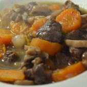 Boeuf Bourguignon cookeo weight watchers |