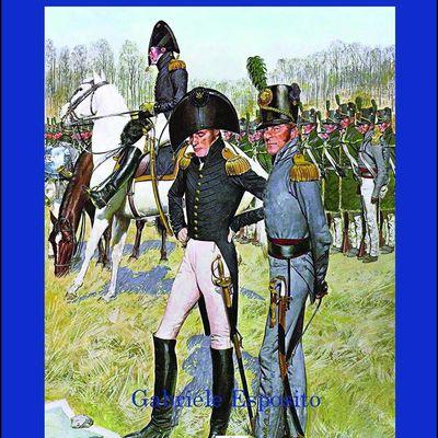 Livre sur la guerre de 1812 en coopération avec le site history-uniforms