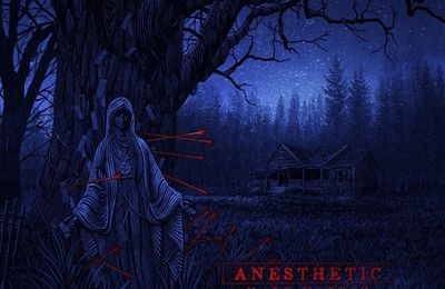 Chronique de l'album de Mark Morton - ANESTHETIC