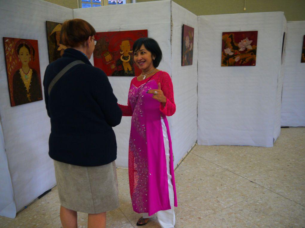 exposition salle Centrale à Saintes du 13 au 19 octobre 2014