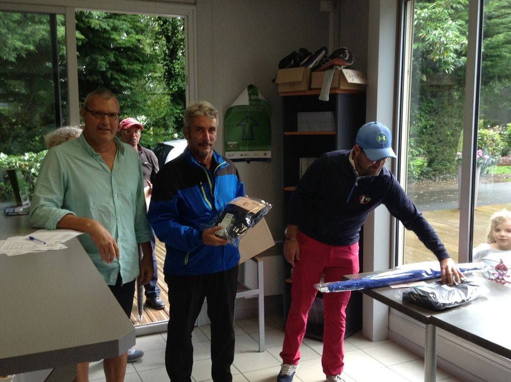 Compétition Golf Passion