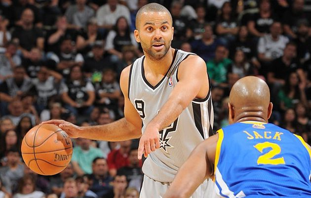 Spurs outlast Warriors in double OT 129-127