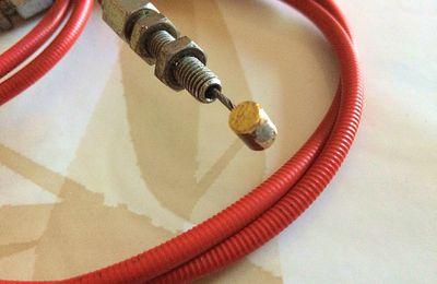 Fabrication double câbles accélérateurs pour GTR 1000