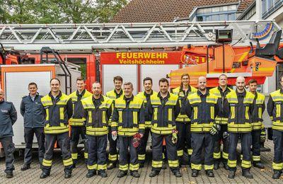 Prüfungstag bei der Feuerwehr Veitshöchheim: Leistungsprüfung und Wissenstest der Jugend