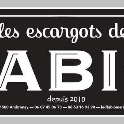 01 - Les Escargots de Fabio