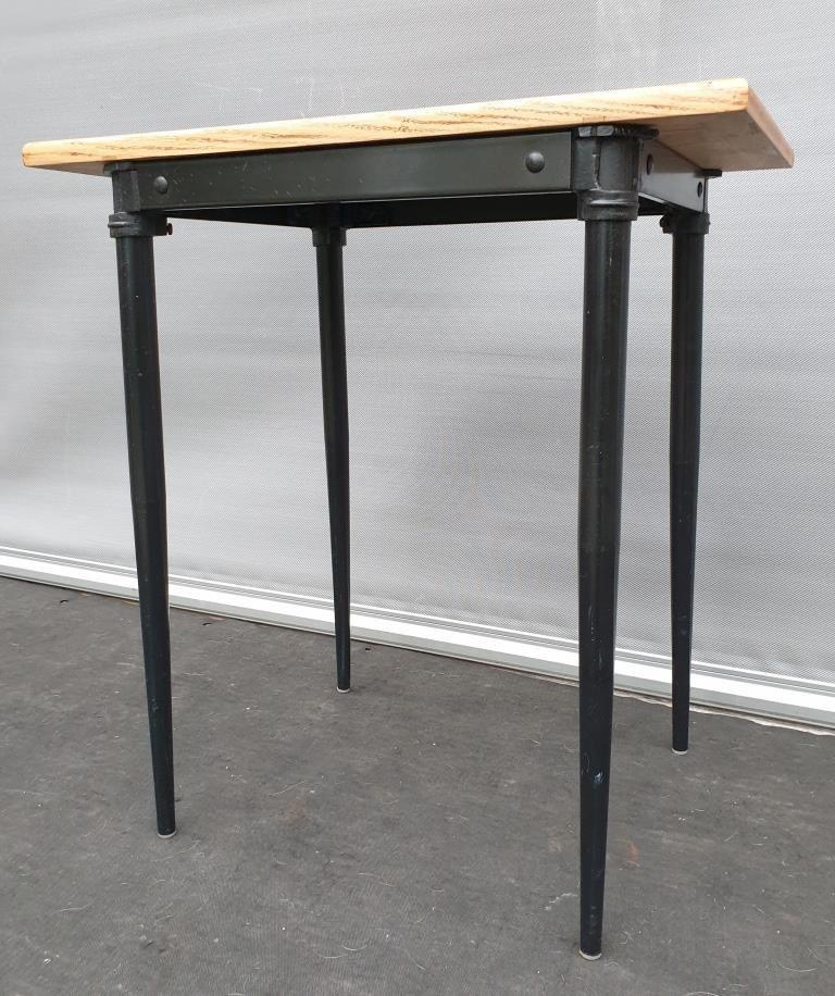 TABLE DE SALON DESSERTE DESIGN EIFFEL SGDG - 180 euros