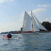Fin d'été sur le Golfe du Morbihan - Chapitre 1 - Randonnées kayak : les balades de Yanike