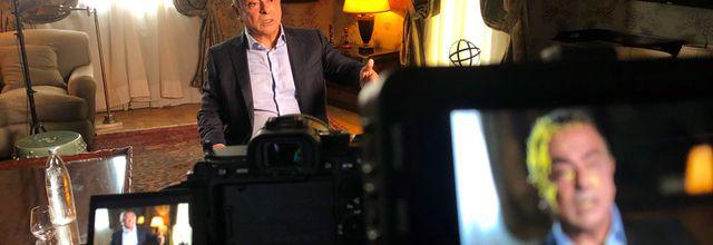 """Un portrait de Carlos Ghosn dans """"Sept à Huit"""" ce soir sur TF1"""
