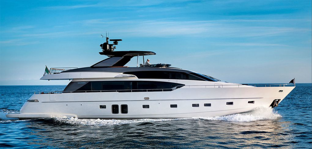 Sanlorenzo Asia and Rolls-Royce Motor Cars APAC continue Asia Partnership at Singapore Yacht Show 2019