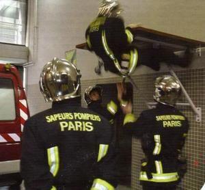 Les buts de l'entraînement physique des pompiers de la BSPP